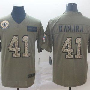 New Orleans Saints Alvin Kamara Jersey 4